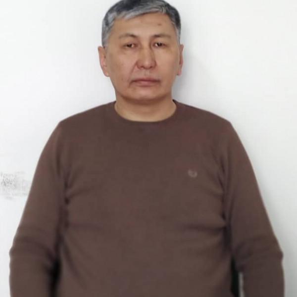 Мукашов Казыбек