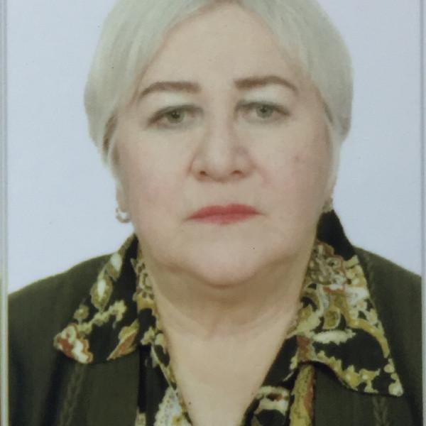 Ахмаметова Сания