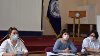 Кыргыз Республикасынын Юстиция министрлигинде жарандарга акысыз консультация берүү жана юридикалык жардам көрсөтүү боюнча акция өкөрүлдү.